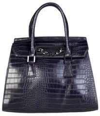 Laura Biagiotti tmavě modrá kabelka