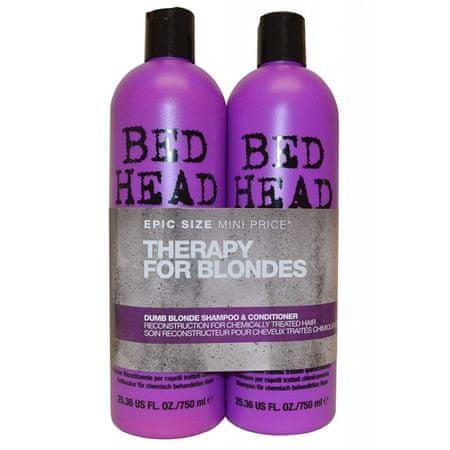 Tigi Šampon i balzam Bed Head Dumb Blonde Tweens
