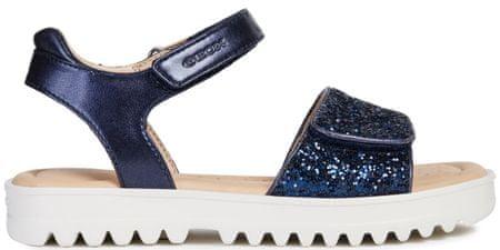 3705aa3dfe9a Geox dievčenské sandále Coralia 35 modrá