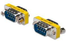 Digitus adapter za spreminjanje spola serijskega vmesnika DB09M-09M