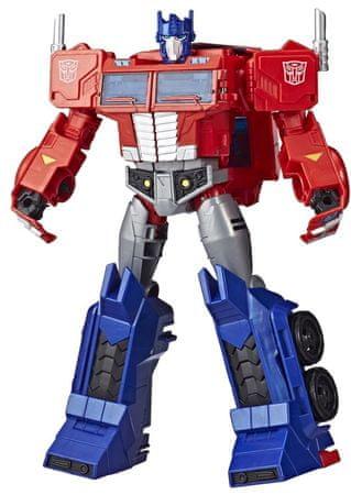 Transformers Cyberverse exkluzív Optimus Prime