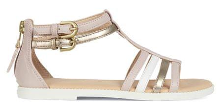 7c9736398a31 Geox dievčenské sandále Karly 35 béžová