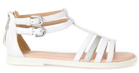 9040e2087498 Geox dievčenské sandále Karly 35 biela
