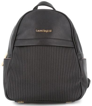 Laura Biagiotti dámský černý batoh