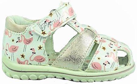 1534ac9b9f24 Primigi dievčenské sandále s plameniakmi 21 biela