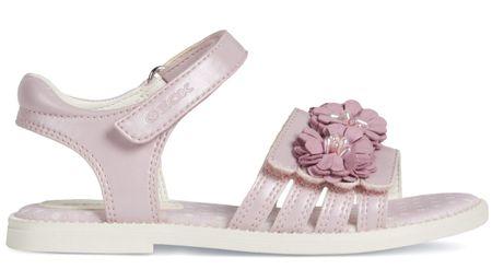 8bc5068c67e9 Geox dievčenské sandále Karly 24 ružová