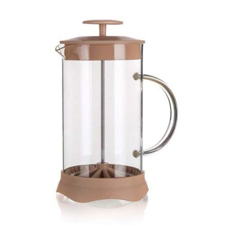 Banquet TIAGO 1 l Kávéfőző, barna