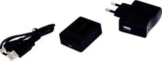 Sencor 3Cam Charger Set