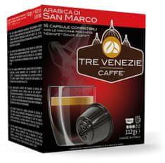 Tre Venezie Arabica Di San Marco set kapsul za kavni aparat Dolce Gusto, 16 kosov