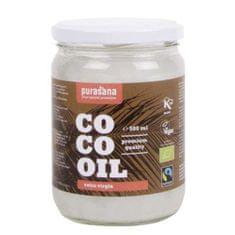 Purasana COCO Virgin Coconut Oil 500ml BIO