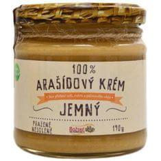 Božské oříšky 100% Arašídový krém 190 g - jemný