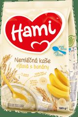 Hami kaše nemléčná banánová 180g - 4-pack