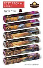 Tre Venezie Mix pack Long kapsule za kavni avtomat Nespresso, 6× 10 kosov