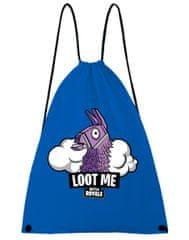 Hátizsák Fortnite - Loot Me (kék)