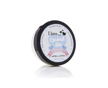 I love maslo za telo Coconut Ice, 200 ml