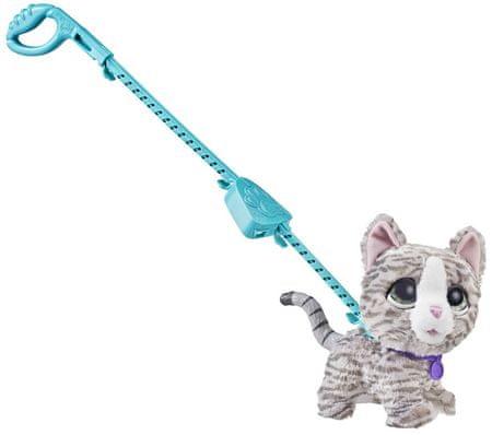 FurReal Friends Walkalots velika mačka