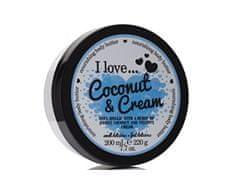 I love maslac za tijelo Coconut & Cream