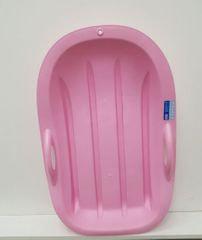 Plastkon plastične sanke Hot toys, roza