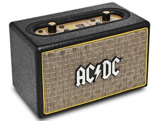 Reproduktor iDance AC/DC Classic 2 mdf ekvlaizér znělý zvuk kompaktní rozměry