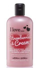 I love gel za tuširanje Strawberries & Cream