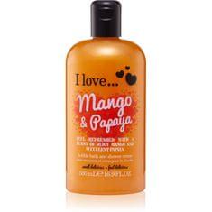 I love gel za prhanje Mango & Papaya