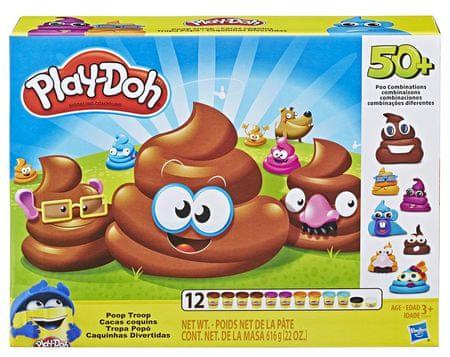 Play-Doh zabavni set