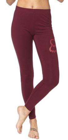 FOX női leggings Enduration Legging S vörös