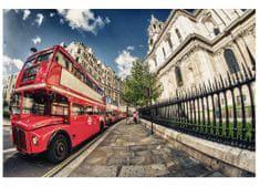 Dimex Fototapeta MS-5-0017 Londýnsky poschodový autobus 375 x 250 cm