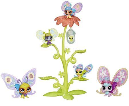 Littlest Pet Shop Pillangó család