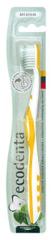 Ecodenta Stredne mäkká zubná kefka 1 ks