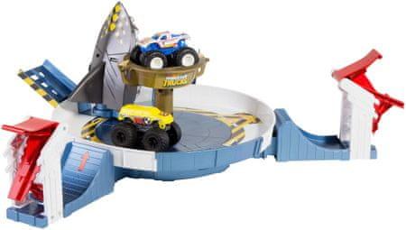Hot Wheels Monster Trucks - Cápa támadás