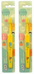Tepe Dětský zubní kartáček Mini X-Soft - blister 2ks