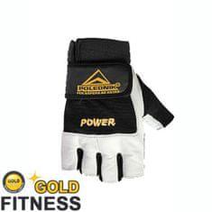 POLEDNIK Fitness rukavice Power bez omotávky