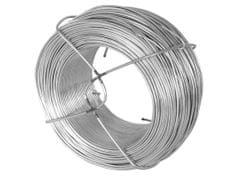 Vázací drát Zn 1,2mm v drátěném obalu - délka 100 m