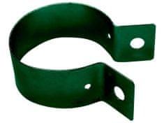 Objímka na sloupek Zn+PVC průměr 60 mm