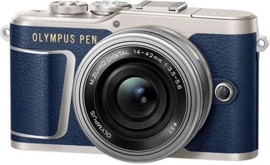 Olympus E-PL9 + 14-42 EZ Blue