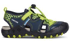 Geox chlapčenské sandále Kyle
