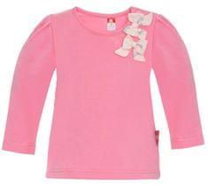 2be3 dívčí tričko s mašlemi Little lady