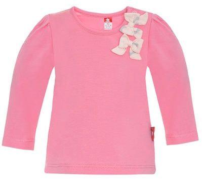 2be3 dekliška majica Little lady, 68, roza
