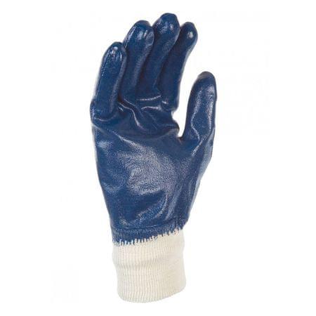 Rokavice N.B.R. s patentom, velikost 10 (XL)