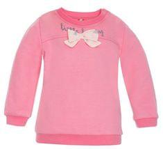 2be3 dívčí tričko s mašlí Little lady