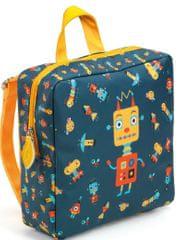 Djeco otroški nahrbtnik Robotek