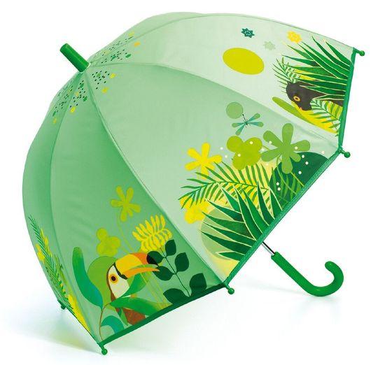 Djeco Deštník Tropická jungle