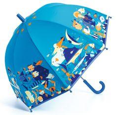Djeco parasol przeciwdeszczowy Morski świat