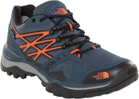 The North Face muške planinarske cipele M Hedgehg Fastpack Gtx Blue/Scarlet Ibis, 42,0