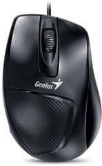 Genius miš DX-150, crni (31010231100)