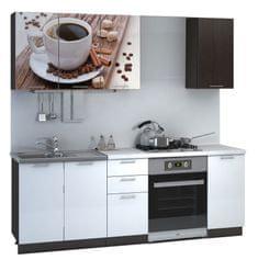 Kuchyně BART KÁVA 160 cm