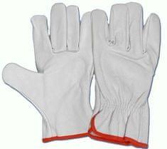 Rokavice usnjene, velikosti 10 (XL)