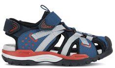Geox chlapčenské sandále Borealis