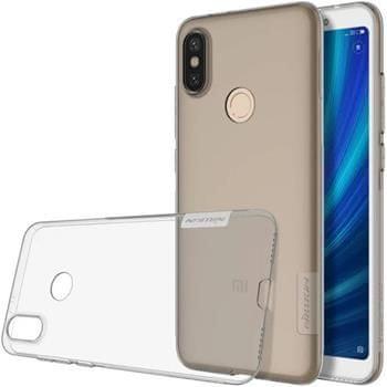 Nillkin etui Nature TPU Grey, Xiaomi Mi A2 Lite 2440110